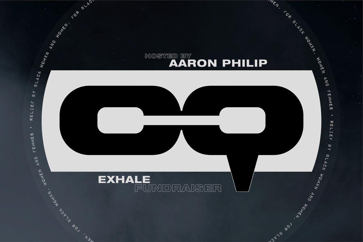 PAPER x Club Quarantine: Exhale Fundraiser With Aaron Philip