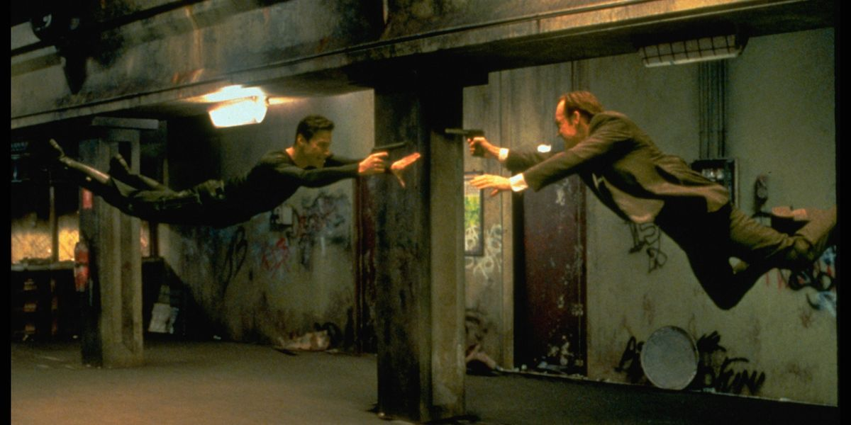 You Were Right, 'The Matrix' Is About Being Trans