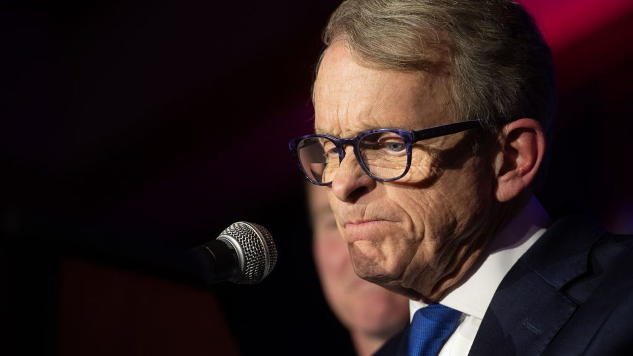 Ohio Gov. Mike DeWine tests positive for coronavirus just before he was scheduled to meet with Trump