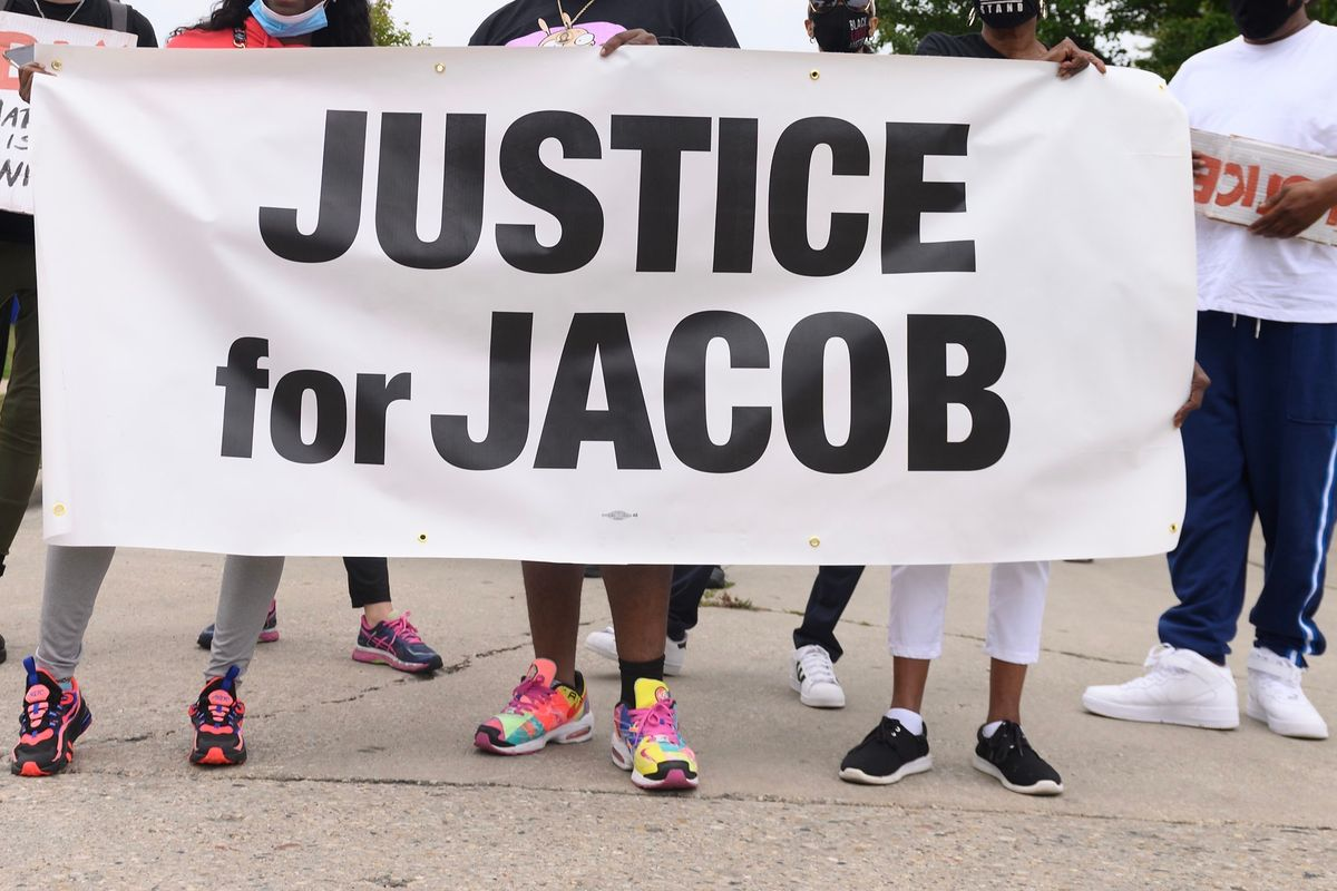 Jacob Blake Speaks for the First Time Since Shooting