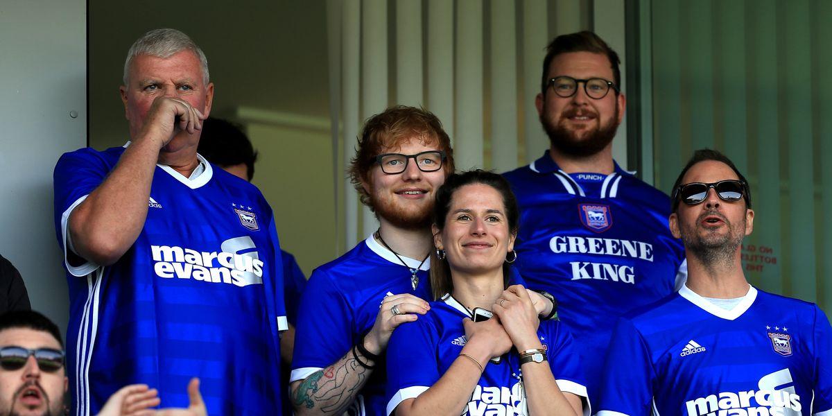 Ed Sheeran and Cherry Seaborn Had a Baby
