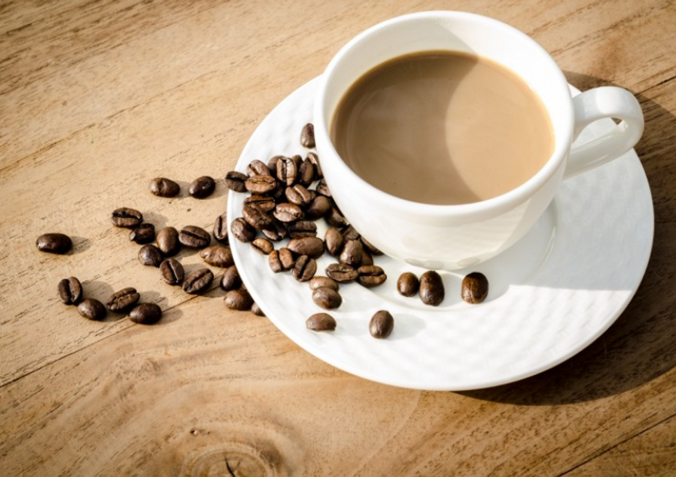 Calling All Coffee Lovers, This One's For You!