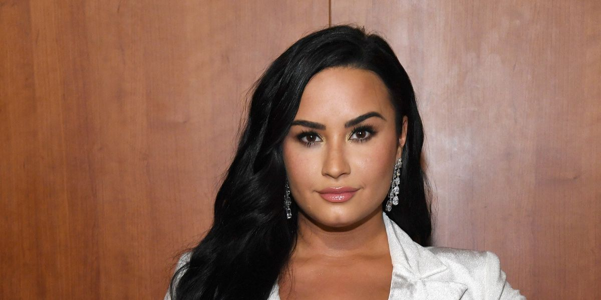 Demi Lovato Pens Letter About Black Lives Matter and Mental Health