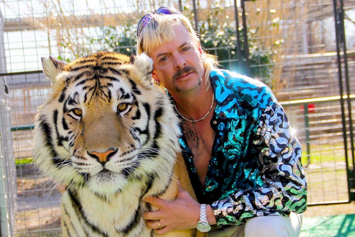 Joe Exotic Is Selling Underwear With His Face on the Crotch