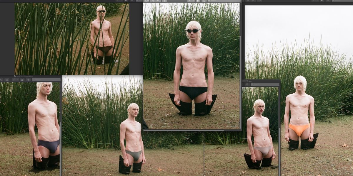 FlexSport: The Queer Swimwear Brand Inspired by Texas Truck Stops