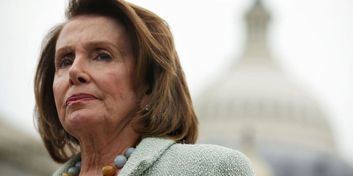 Reporter questions whether security video of Nancy Pelosi at salon is legal. It doesn't end well.