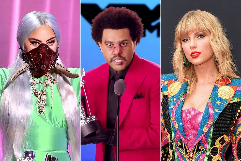 Important Moments In The 2020 VMAs That Are Very With The Times.