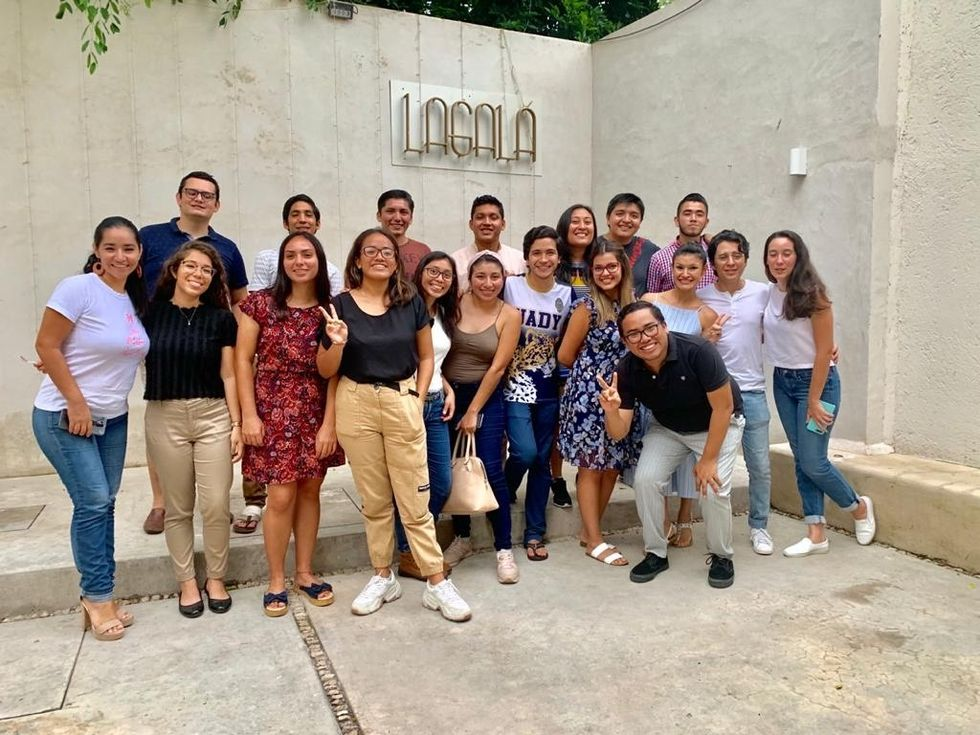Empowering Latin American Youth, From Yucatan, Mexico, To The Nobel Prize World Summit