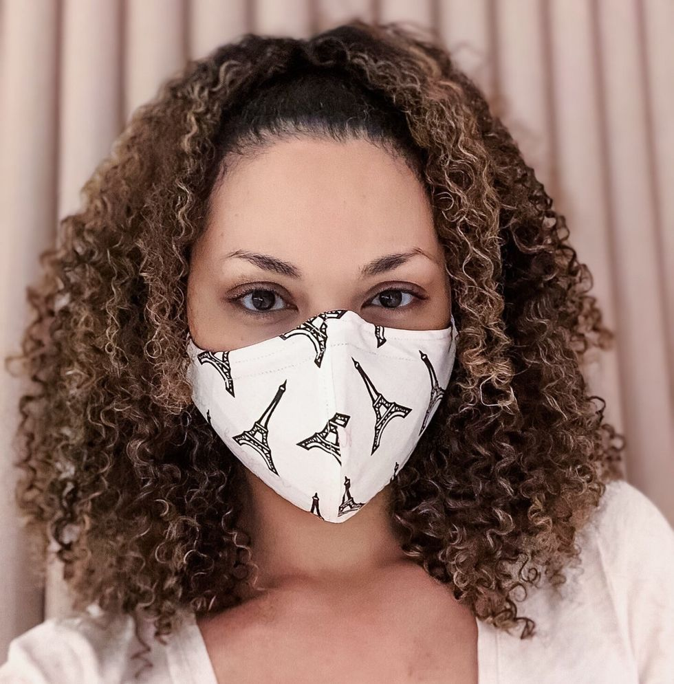 5 Stores To Buy Cute, Reusable Masks At For Under $20, Because COVID-19 Isn't Going Away Anytime Soon