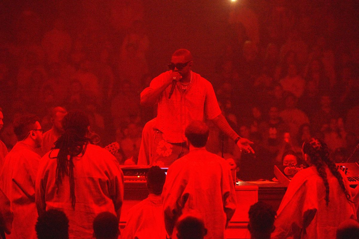 How Many Millions Did Kanye Spend on Sunday Service?