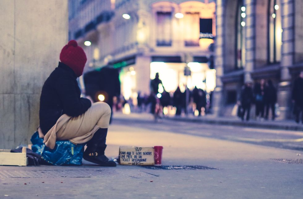 5 Myths About Homelessness