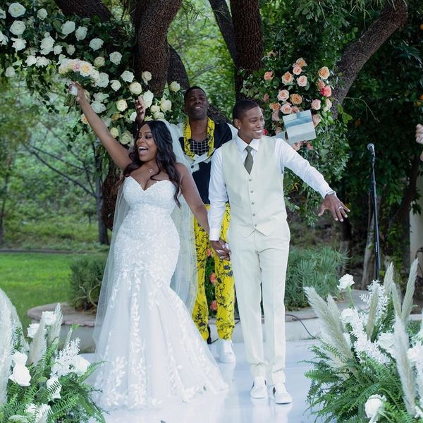Niecy Nash's New Wedding Video Takes You There