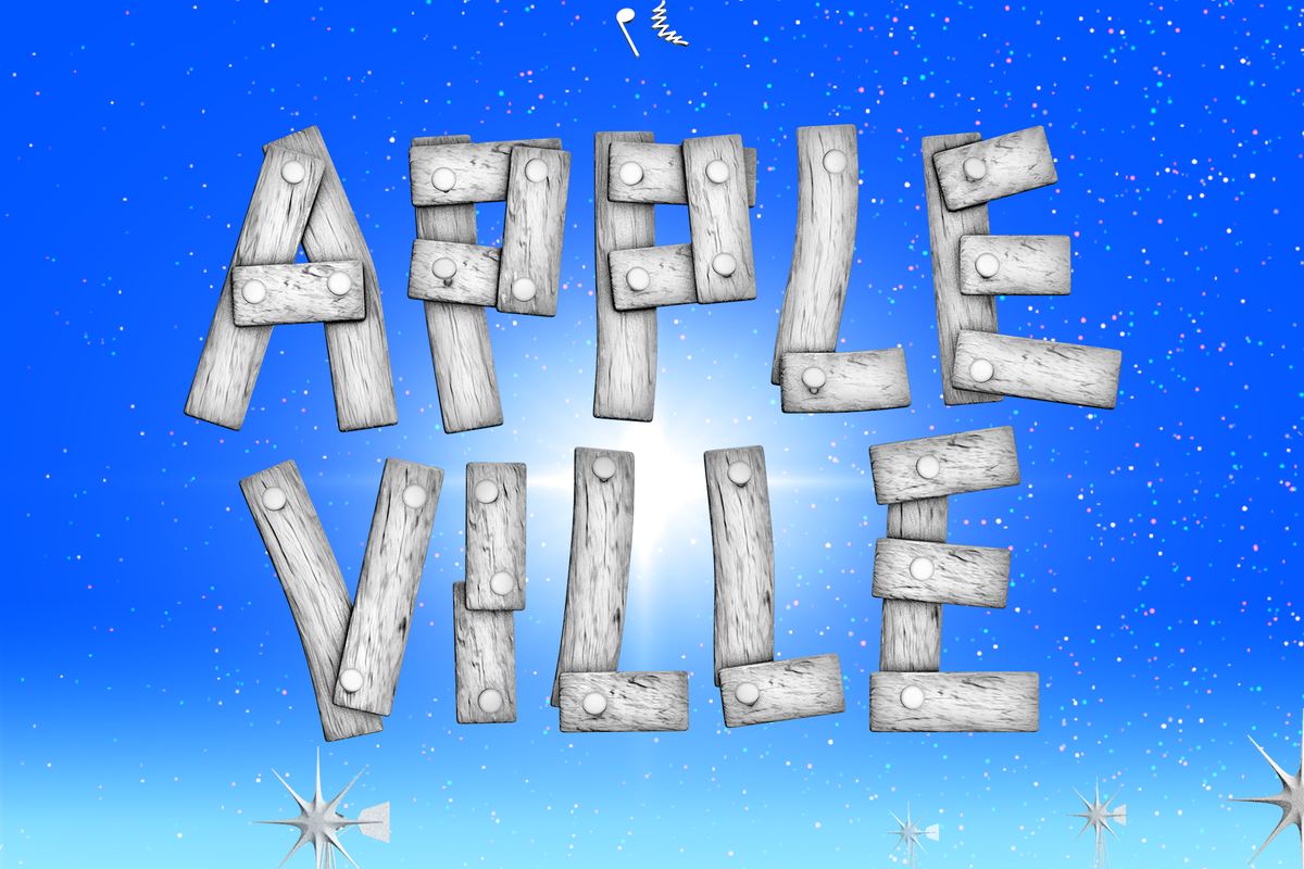 Livestream This: A. G. Cook's Appleville