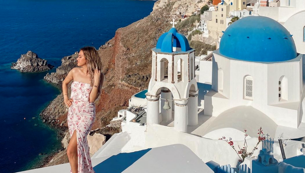 5 Reasons I'd Rather Be In My Mother's Homeland Of Greece Than Anywhere In The World Right Now