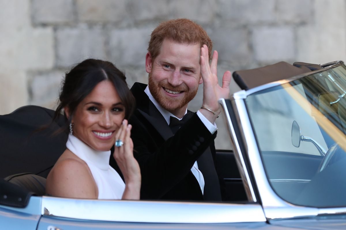 Prince Harry and Meghan Markle Sign Huge Netflix Deal