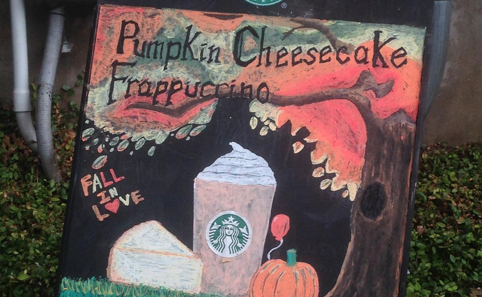 Starbucks' TikTok-Loved Pumpkin Cheesecake Frappuccino Is The New PSL—You Heard It Here First