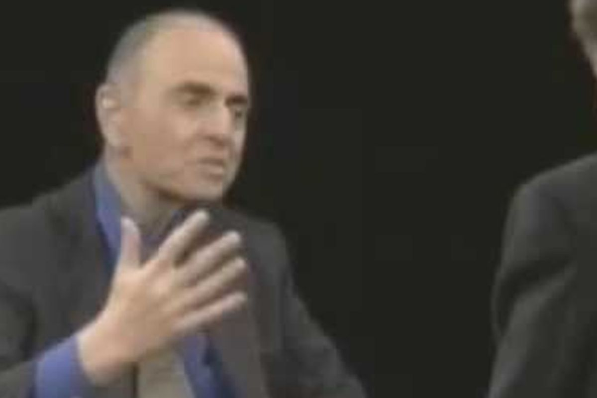 In his last interview, Carl Sagan warned that America will be taken over by a 'charlatan' political leader