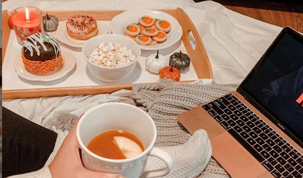 These 3 Homemade Snacks Will Make You FALL In Love With Everyone's Favorite Season