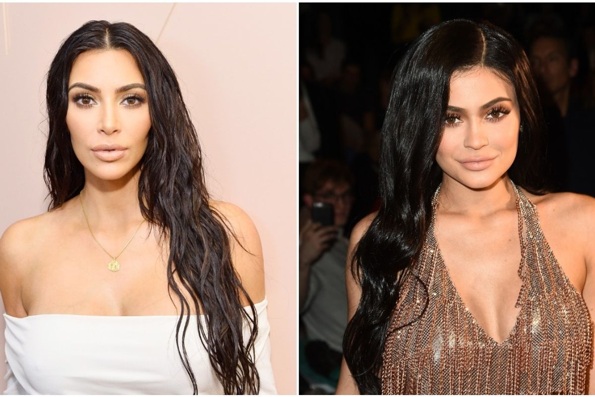 Kim Kardashian 'Gives Birth' to Kylie Jenner in Leaked Kanye West Video