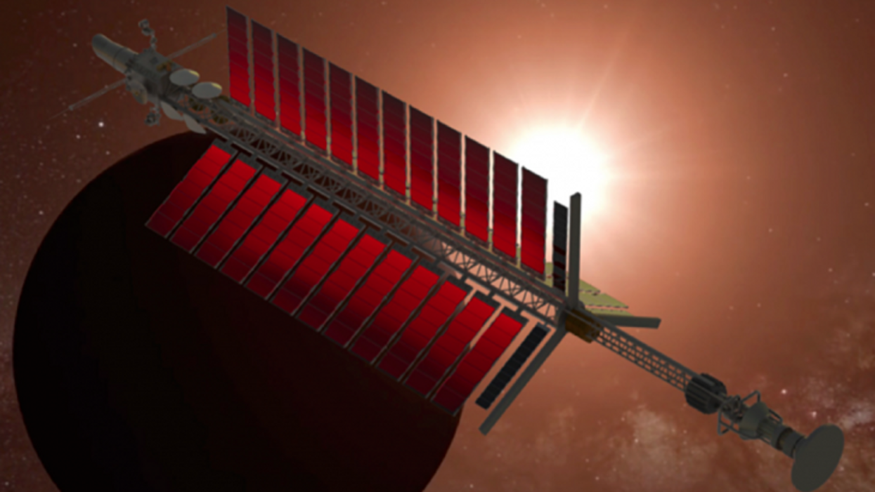 NASA-funded scientist says  MEGA drive  could enable interstellar travel