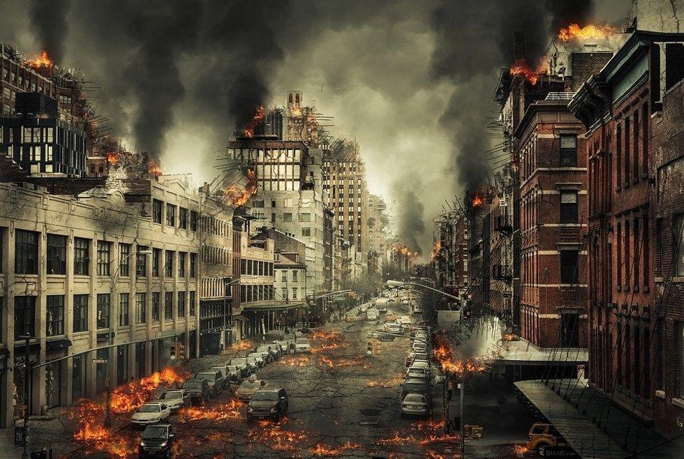 Societal Collapse And Zoom University