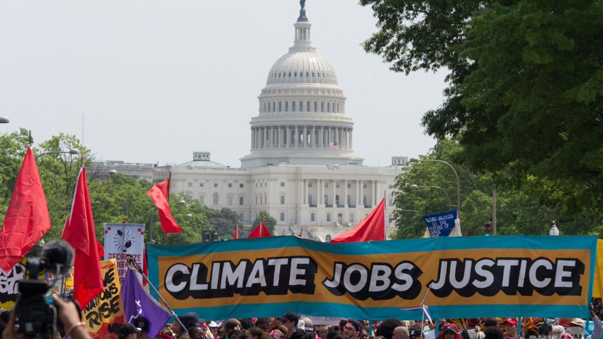Trump and Biden: Little Room for Climate Change in 2020 Election