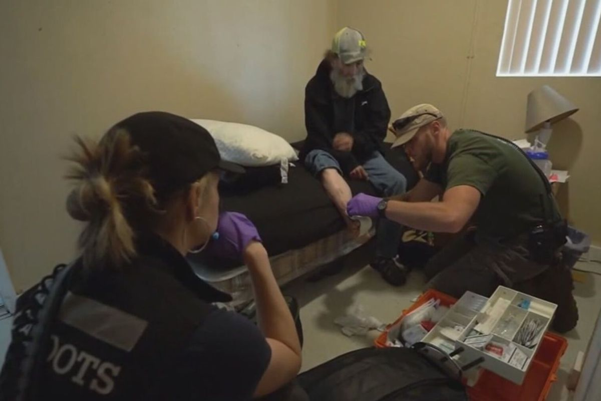 Denver is sending mental health experts instead of cops in response to nonviolent calls
