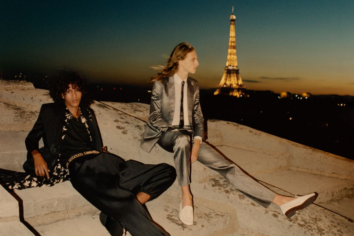 Saint Laurent's New Menswear Film Is an Action-Packed, Cityscape Treat