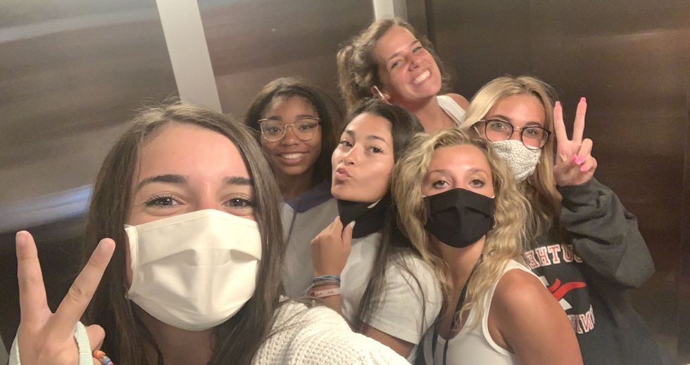 What It's Like Going To College During The Pandemic, From A College Freshman