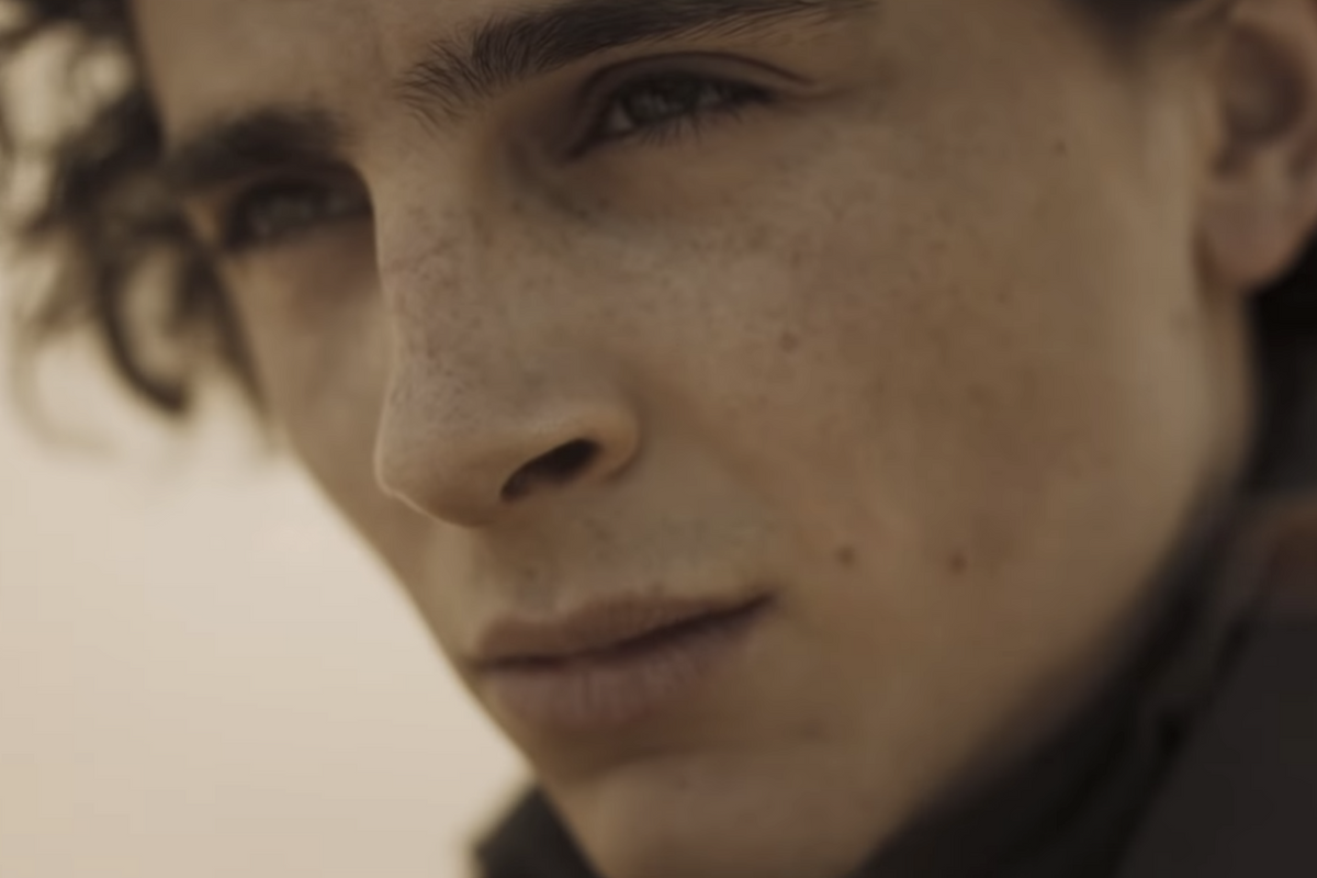 Watch Timothée Chalamet in the First Star-Studded 'Dune' Trailer
