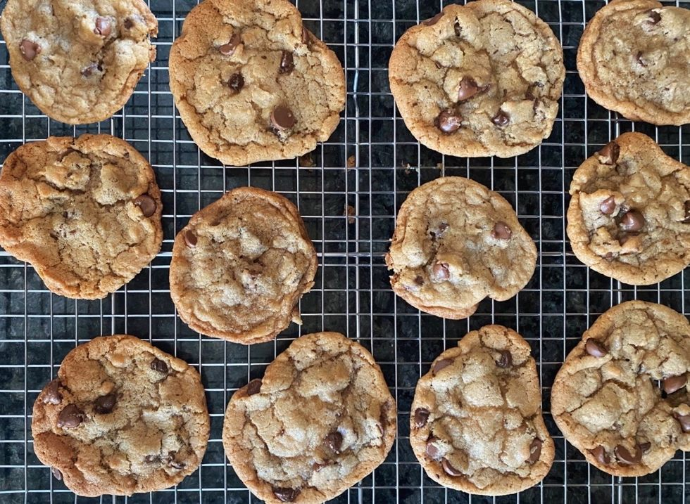 I Put Tasty's 'Best Chewy Chocolate Chip Cookies' To The Test And They Are The Only Cookies I'll EVER Bake