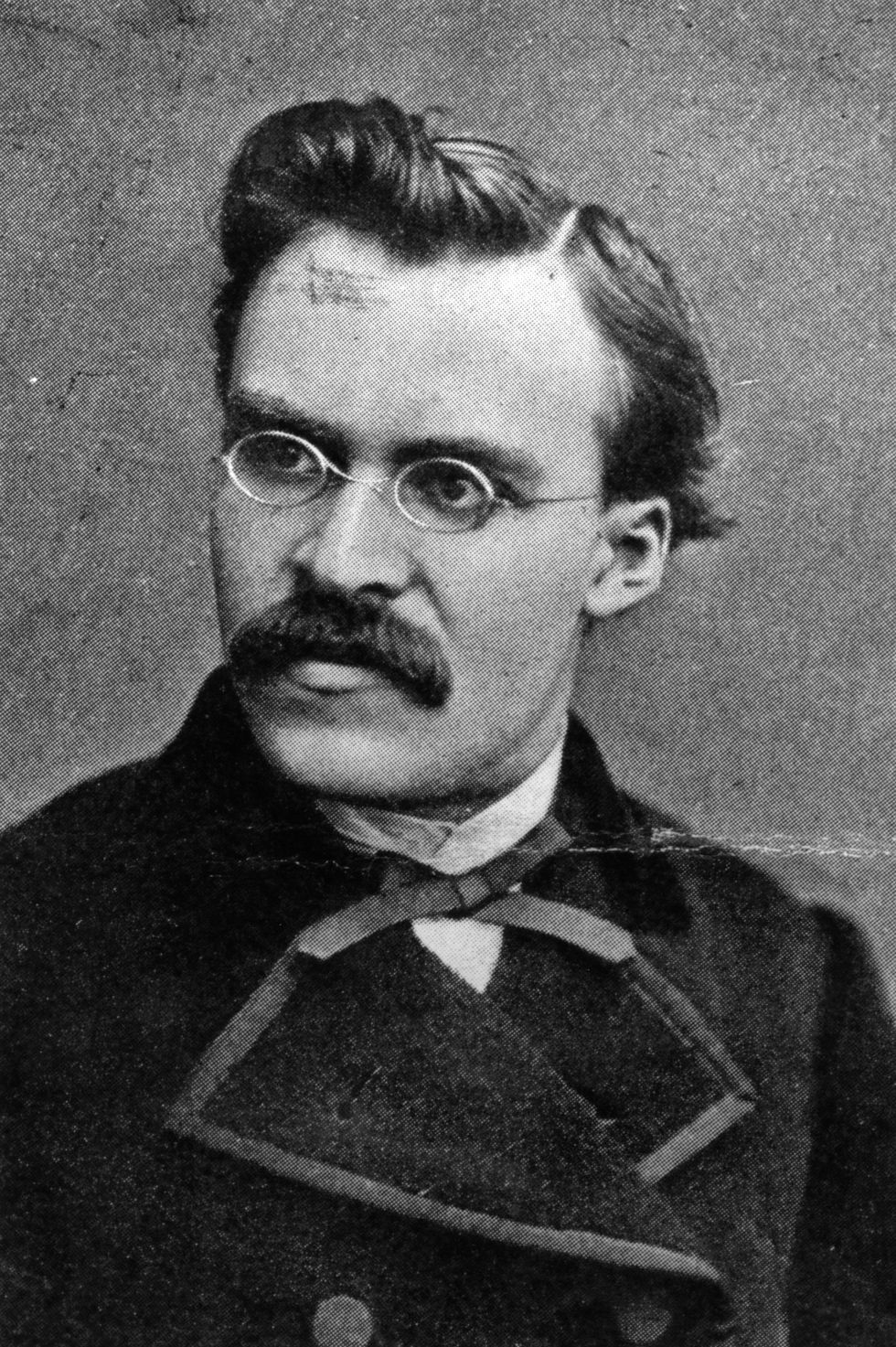 German philosopher and writer Friedrich Wilhelm Nietzsche (1844 - 1900)
