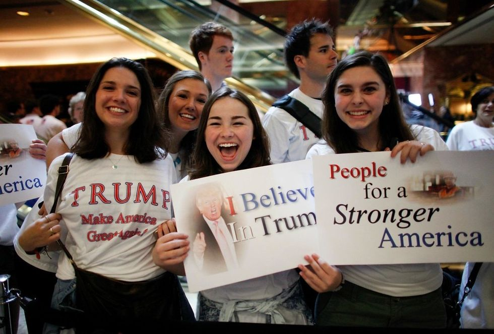 5 Questions I Get Asked As A Hispanic, Female, College-Aged, Trump Supporter In 2020