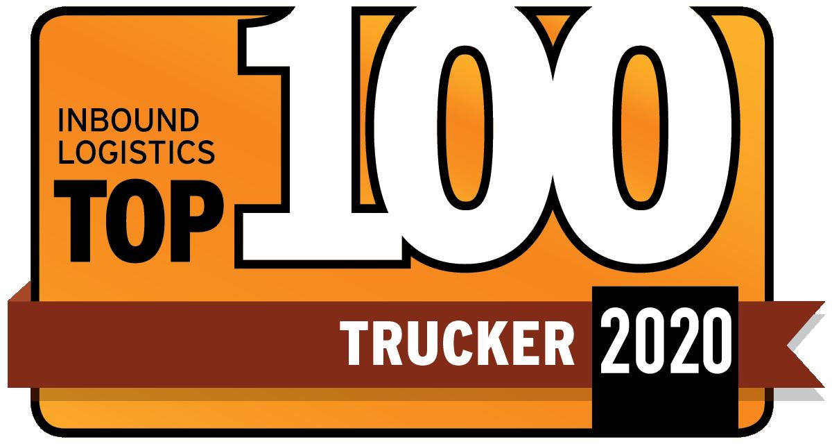 Top 100 Trucker logo