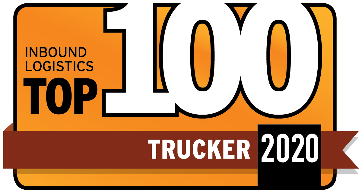 Top 100 Trucker logo