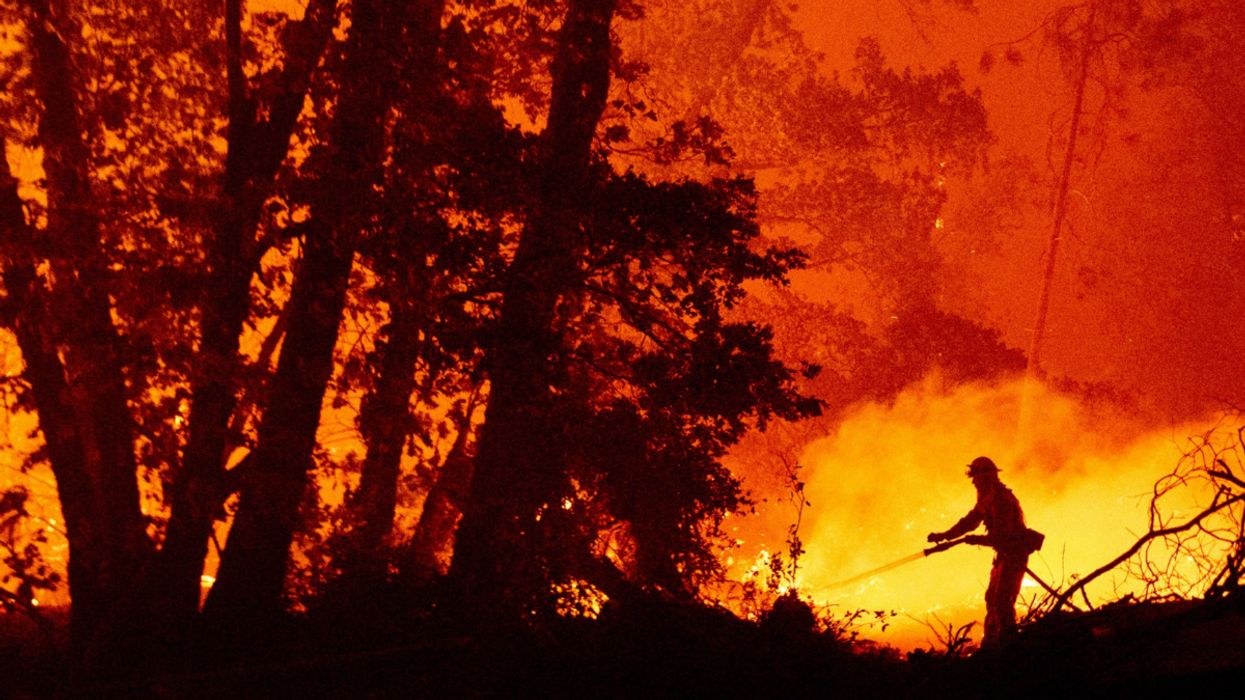 7 Devastating Photos of Wildfires in California, Oregon and Washington