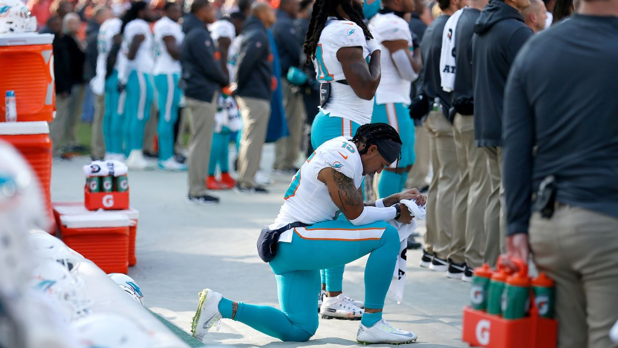 Miami Dolphins to stay in locker room during national anthem and black national anthem pregame ceremonies
