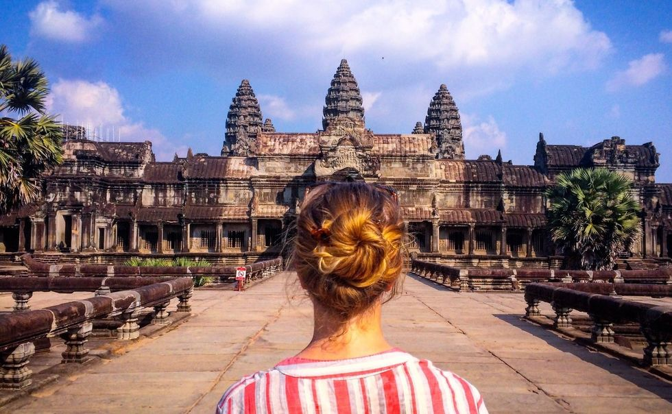 4 Stunning Places To Visit In Asia If You're On A Budget, From A College Student Who Spent A Summer Abroad