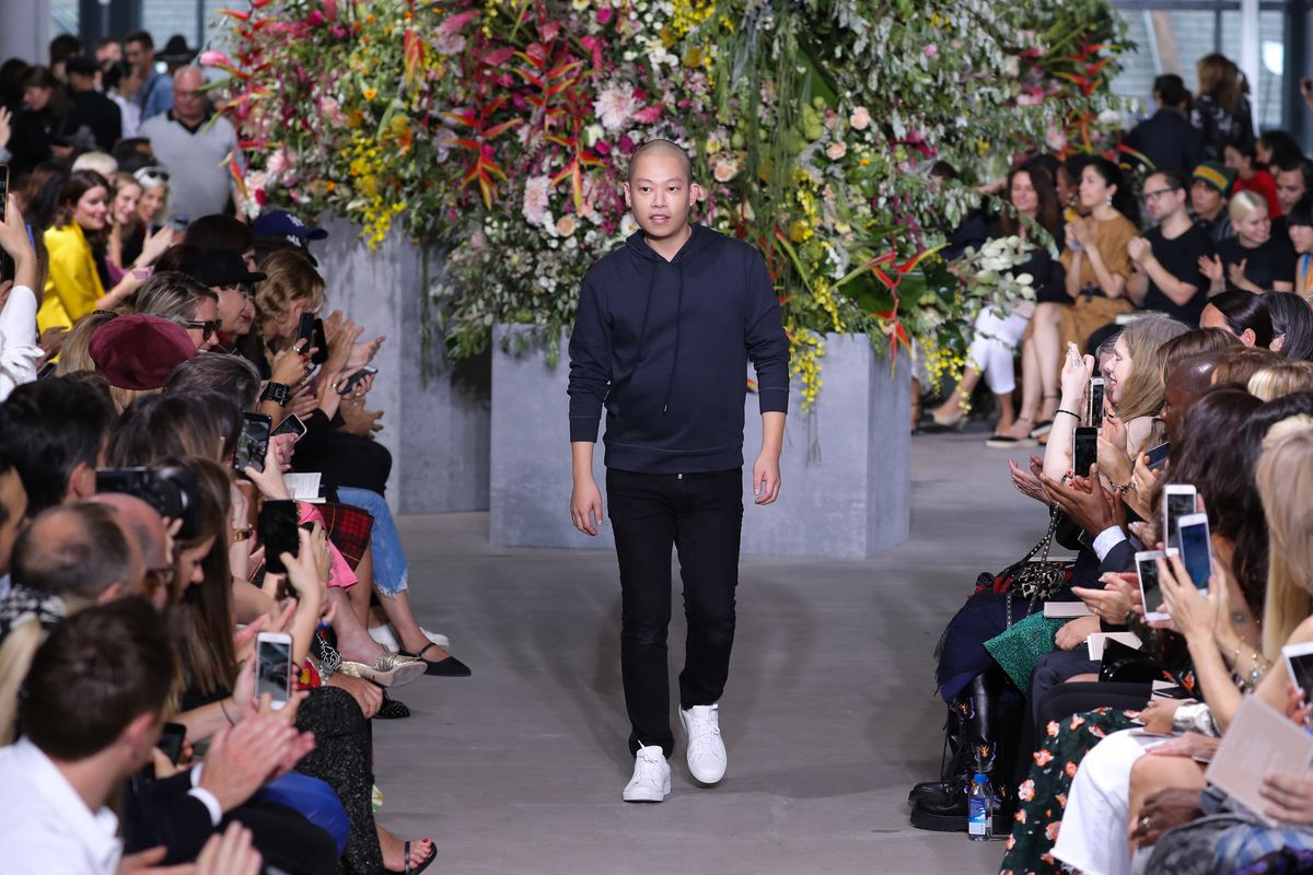 Watch Jason Wu Kick Off NYFW With a Live Runway Show