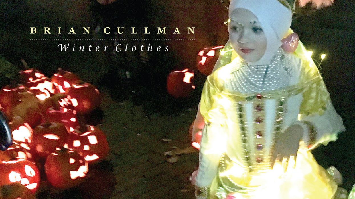 Brian Cullman Delivers Heartfelt Collaboration With  Winter Clothes  (album stream + interview)