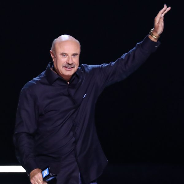 Stop Calling Dr. Phil 'Daddy'