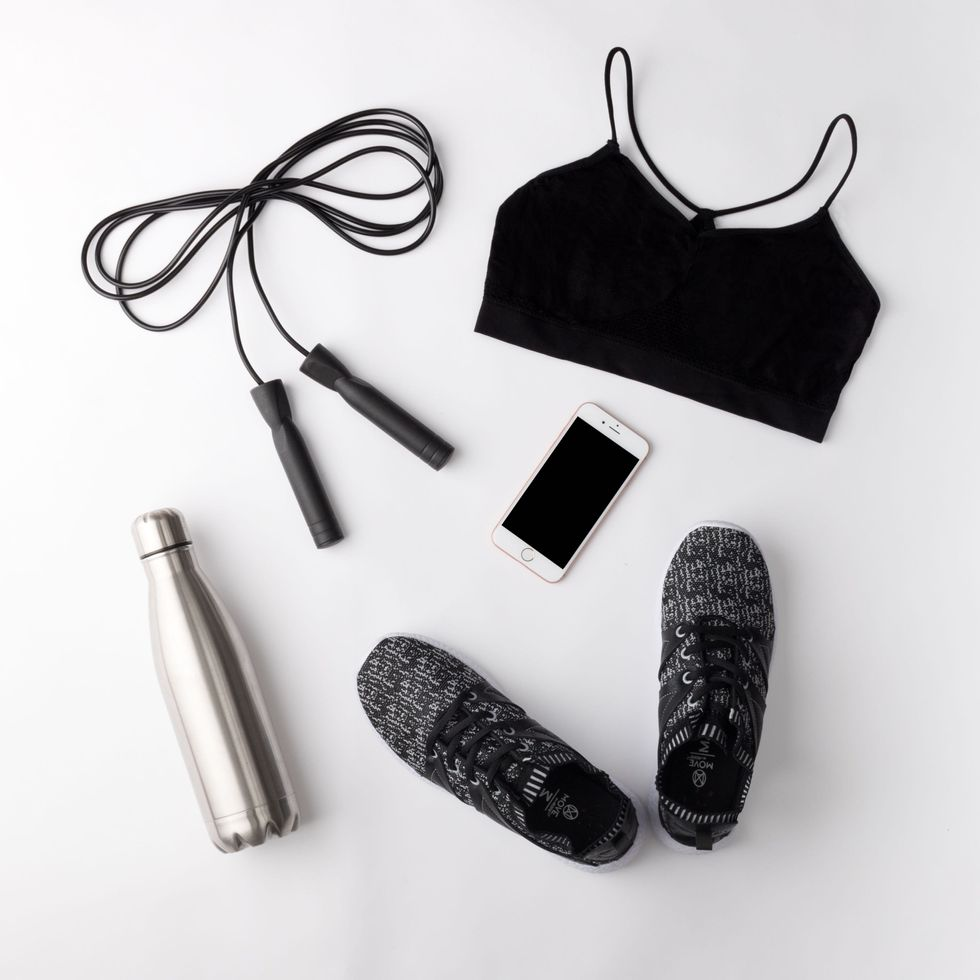 Here's An Easy At-Home Workout With Only 3 Pieces Of Equipment You Need To Try If You're Craving A Good Sweat