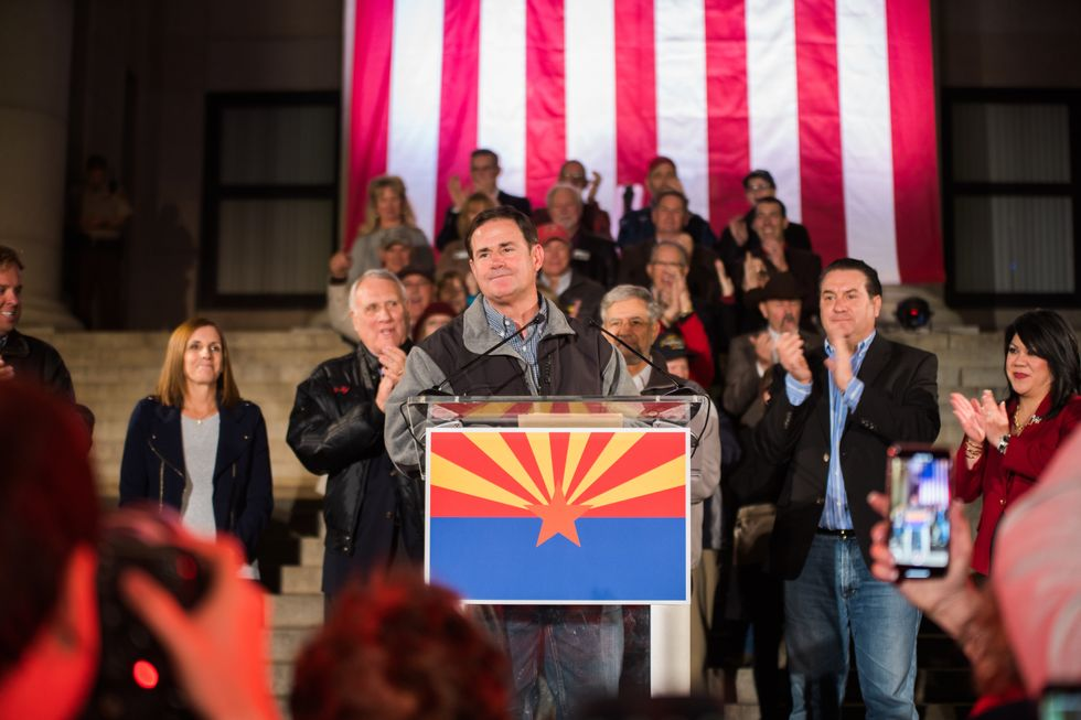 Governor Ducey Urges Arizonans To Get Their Flu Shot