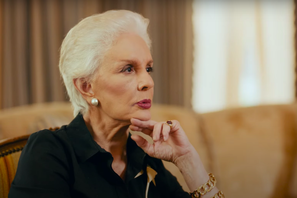 Carolina Herrera Says 'Fashion Has to Have Madness'