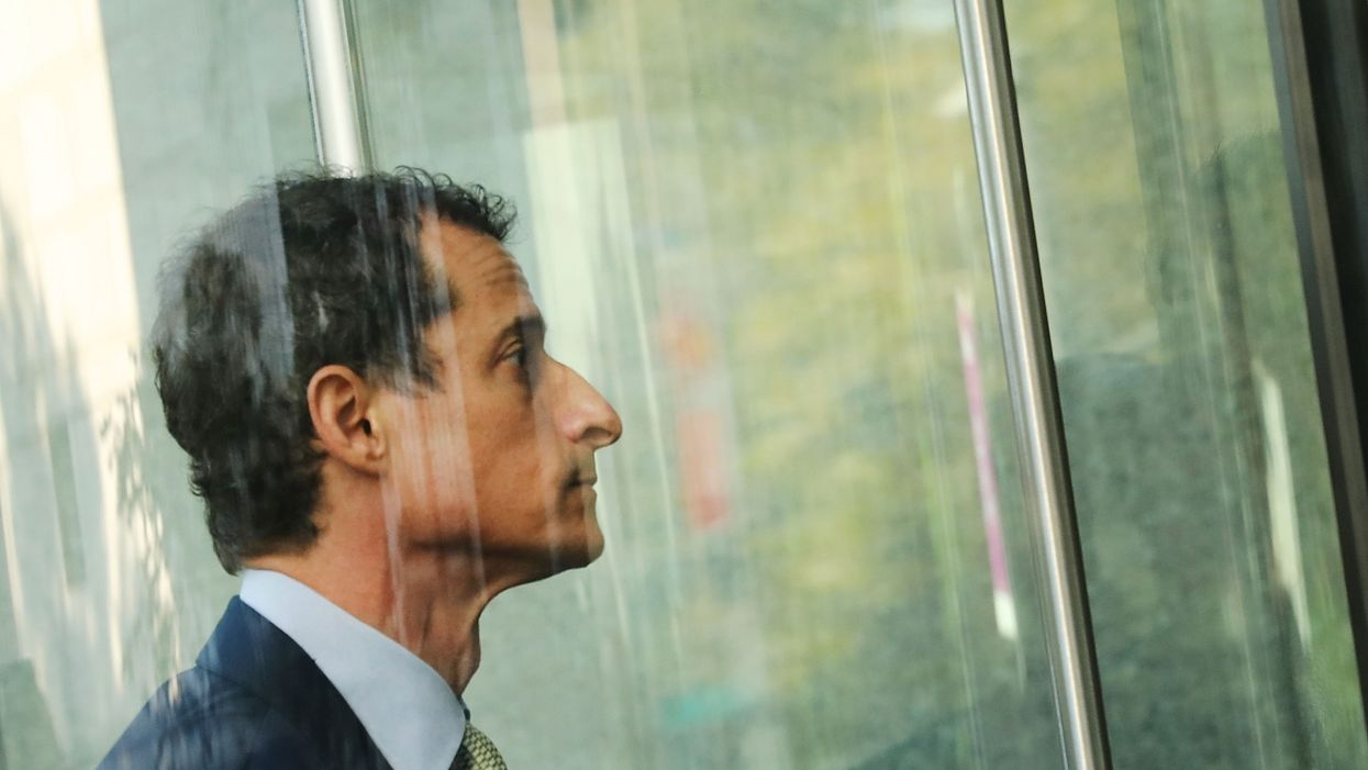 From Congress to countertops: Former Dem Rep. Anthony Weiner announces he's now CEO of company that makes glass products
