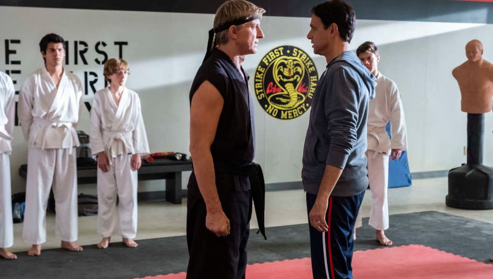 "10 Lessons To Learn From The Karate Kid Reboot: ""Cobra Kai"""