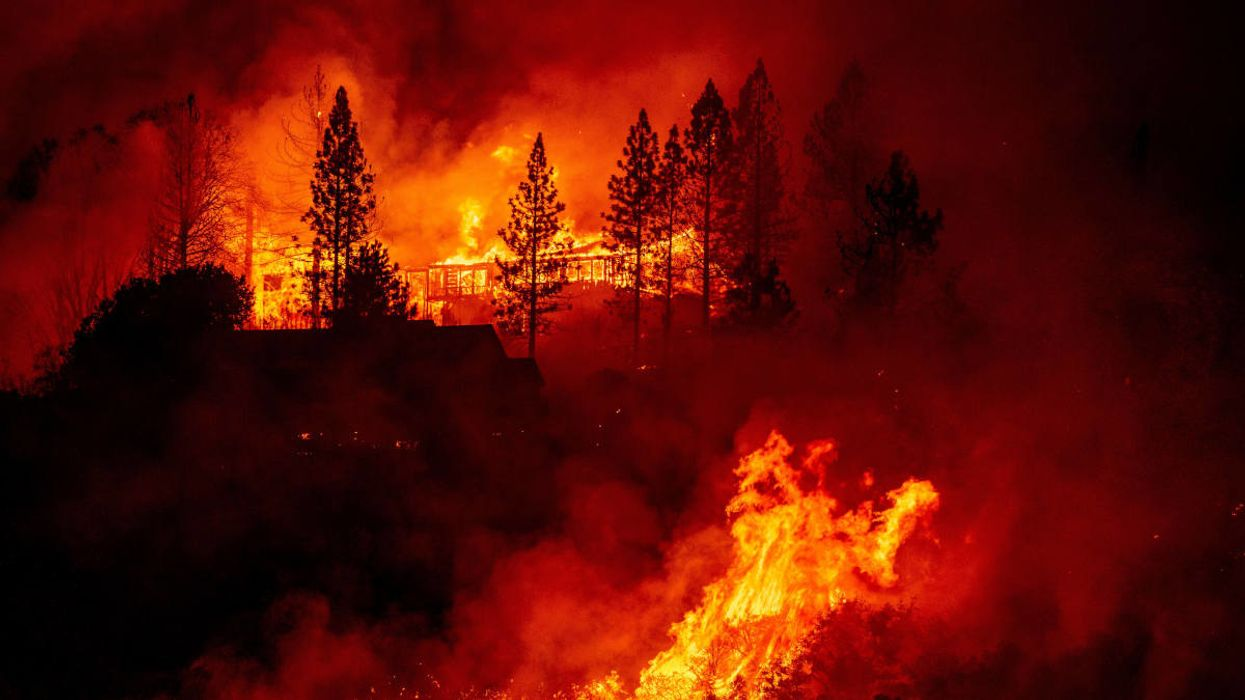 Authorities arrest 2 more suspects on arson charges as West Coast fires rage on