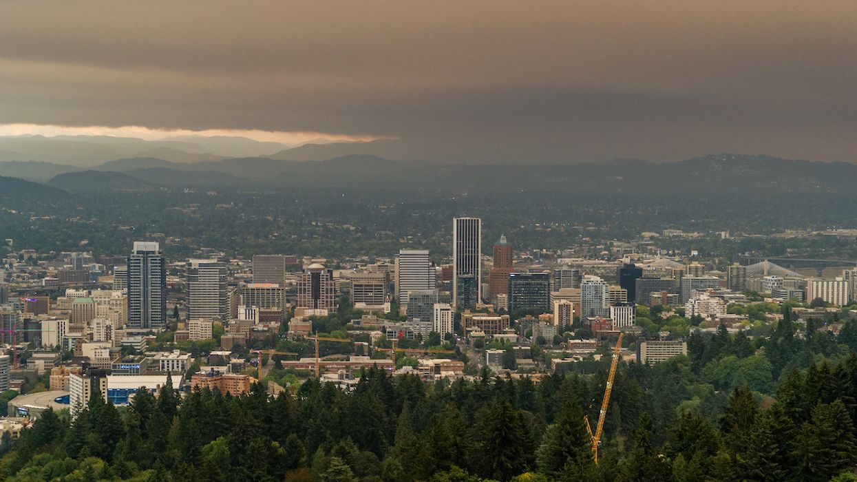 Several West Coast Cities Have the World's Worst Air