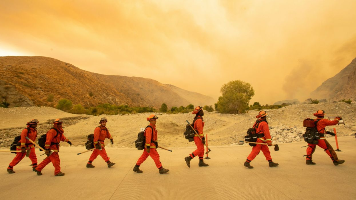 New California Law Opens Doors for Formerly Incarcerated Firefighters