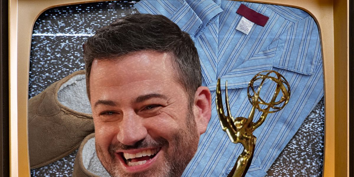 Will Celebrities Really Wear Pajamas to the Emmys?